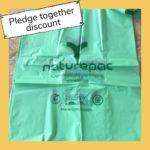 Bag thumbnail pledge together